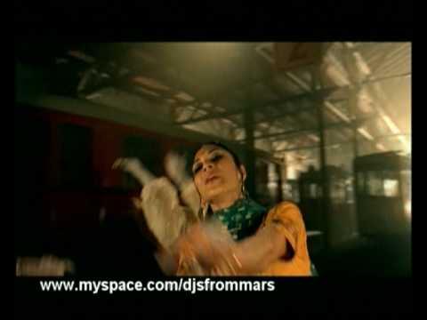 Pussycat Dolls  Jai Ho Djs From Mars Remix