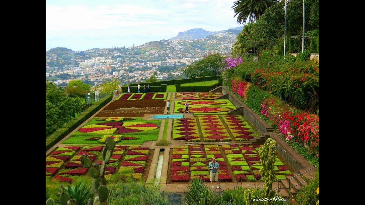 Jardim bot nico da madeira youtube for Botanic com jardin
