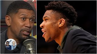 Gambar cover Jalen Rose is 'really concerned' about Giannis and the Bucks | Jalen & Jacoby