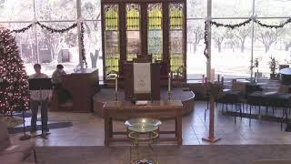 First Presbyterian Church of Rockwall, Sunday Worship, 1-3-21