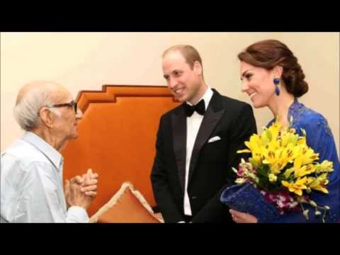 India royalist, 93, fulfils dream of meeting William and Kate