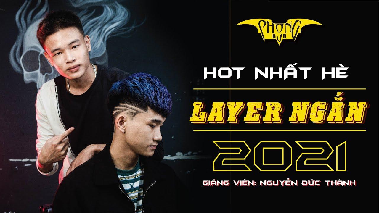HOT NHẤT HÈ | LAYER NGẮN | TÓC NAM ĐẸP 2021 | Bao quát các nội dung liên quan tóc nam layer mới cập nhật
