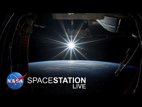 LIVE Espaço NASA 24/7 🇧🇷 🇺🇸 #Earth from #Space (oficial)™