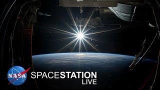 LIVE Espaço NASA 24/7 🇺🇸 Earth from Space (oficial)™