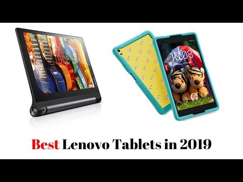 Top 5: Best Lenovo Tablets In 2019 [Buying Guide]