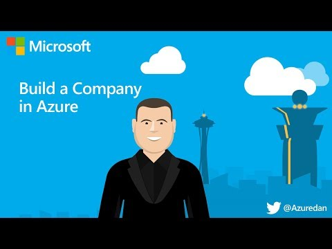 Build a Company in Azure