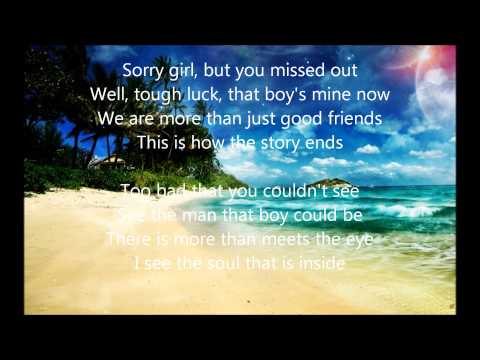 Skater Boy - Avril Lavigne (Clean Lyrics On Screen) [HD Ver]