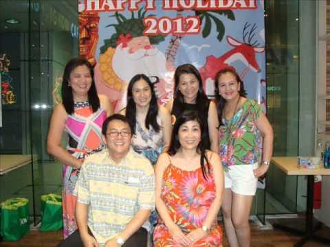SM GUAM, CK FASHION, UPTREND , AVANTGARGE 2012 CHRISTMAS PARTY...