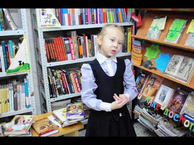 Изображение предпросмотра прочтения – АнетаПонкратова читает произведение «Я выросла» А.Л.Барто