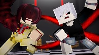 Minecraft TOKYO GHOUL - KANEKI VS JASON LUTA FINAL #18 ‹ Sky ›