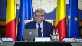 7/20/17: Declarații ale premierului Mihai Tudose la începutul ședinței de guvern.