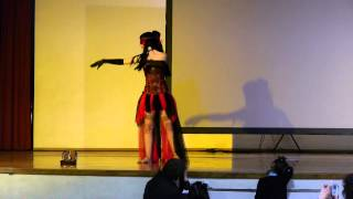 Japan Sun 2014 - Concours Cosplay - 14 - Création perso - Ball Jointed Doll