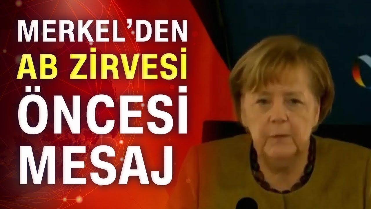 Merkel'den 'Oruç Reis' yorumu
