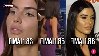 Η Ιωάννα Μπέλλα δεν ξέρει τι ύψος έχει | Luben TV