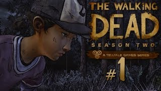 The Walking Dead 2 прохождение. Часть 1