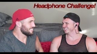 HEADPHONE CHALLENGE!!!