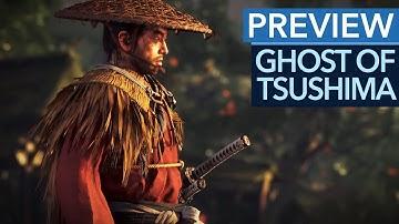 Ghost of Tsushima - Samurai-RPG für PS4 von den Infamous-Machern