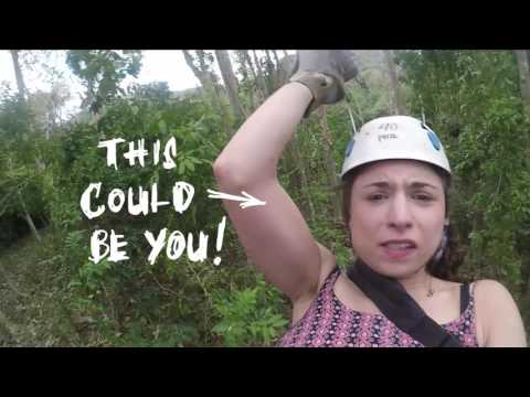 Adventure is Unfiltered: I love zip lining