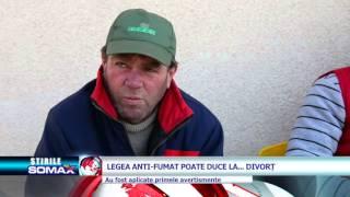 LEGEA ANTI FUMAT POATE DUCE LA DIVORT