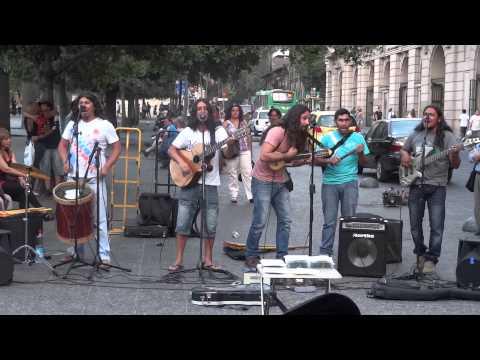 Grupo Valparaiso  - Paloma Ausente  -  Santiago do Chile 01/2013
