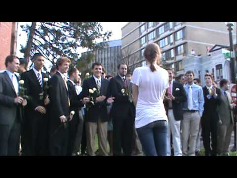Sigma Chi Epsilon Spring Pledge Class 2010 Sweet Heart Song