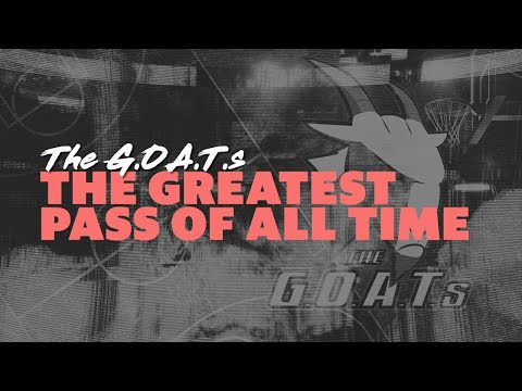 The G.O.A.T.s | Greatest Pass Of All Time