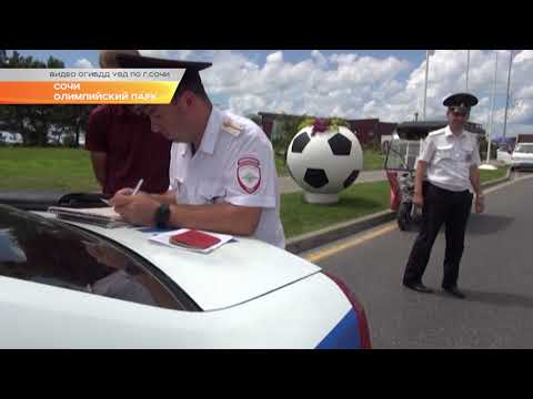 В Сочи водитель электрокара арестован на 7 суток