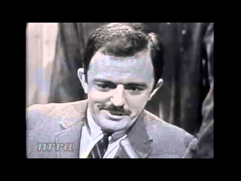 John Astin Interview (1964)