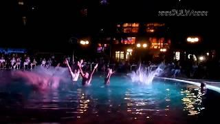Ballet Aquatic Show BRISAS GUARDALAVACA, Holguin, Cuba - Акватика БРИЗАС ГУАРДАЛАВАКА, Ольгин, Куба