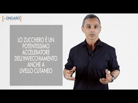 Lo zucchero fa male (anche) alla pelle - Dr. Filippo Ongaro