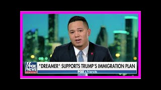 WATCH: Dreamer blasts Dems for using immigrants as 'pawns,' praises Trump for work on immigration
