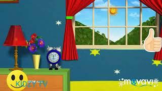Johny Johny Yes Papa! Nursery Rhymes! KIDZY TV