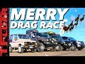 Tis The Season For A Drag Race - Happy Holidays From TFL!