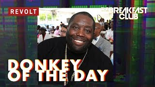 Killer Mike | Donkey of the Day