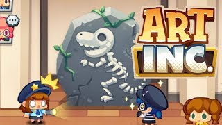 Art Inc. - Collection Clicker - PIXIO LIMITED Adventurer Walkthrough
