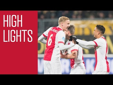 Highlights Roda JC Kerkrade - Ajax