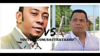 anthony santos vs joe veras bachata mix 2016