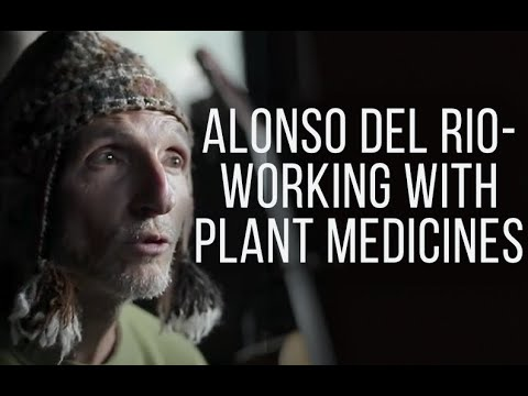 Interview - Alonso Del Rio - Working with Plant Medicines