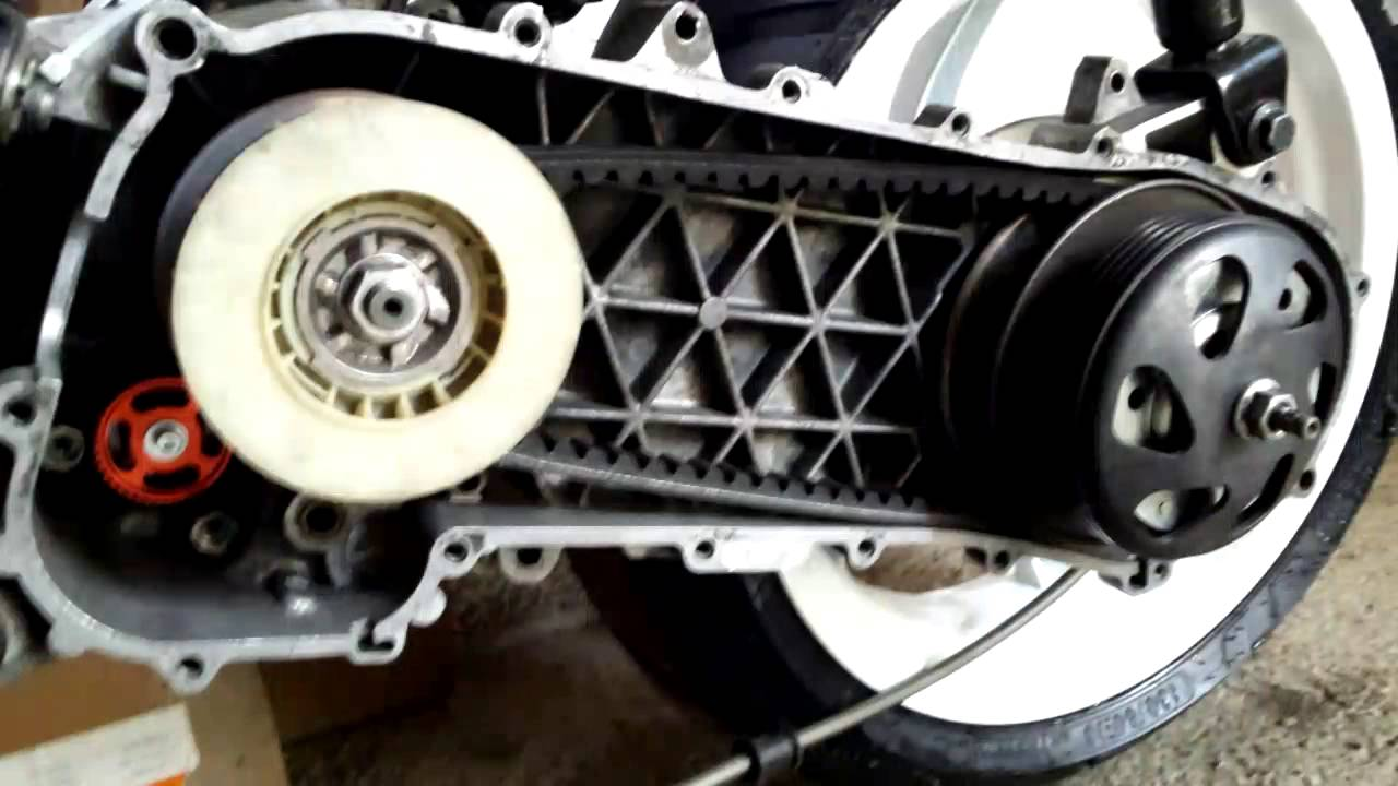 Piaggio NRG Power tuned by POLINI - YouTube