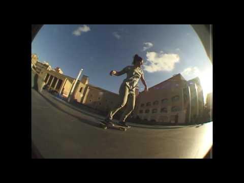 TRABAJANDO 3 FULL VIDEO BARCELONA & CHICAGO SKATEBOARDING