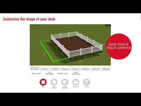 Deck Designer Demo