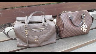 What's in our bags? Bags4Bubbles & Pink2Paris Meetup! Thumbnail