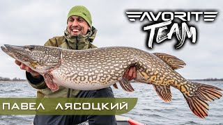 ТРОФЕЙНАЯ ЩУКА на воблер Весенняя рыбалка с лодки в Черкассах Favorite Team