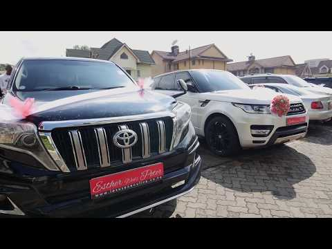 Wedding Cars Glamour By Lesus Executive Youtube