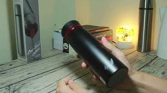 Đánh giá bình giữ nhiệt Lock&Lock Feather Light Tumbler 450 ml