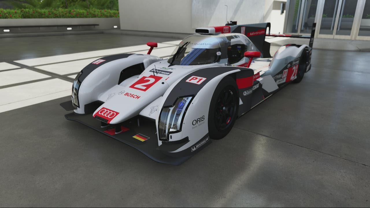 Forza 6 Gameplay Audi R18 E Tron Quattro 20 Laps Youtube