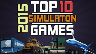 10 BEST ANDROID Simulation Games | 2015