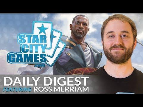 Daily Digest: Jeskai Control with Ross Merriam [Standard]