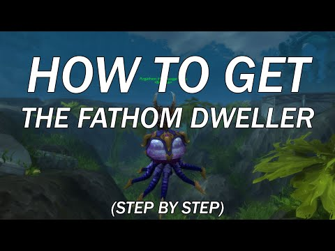 How To Get The Fathom Dweller Mount (Legion Guide)