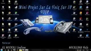 VoiP -Partie1- Configuration de base / Voix sur IP  de A à Z en français